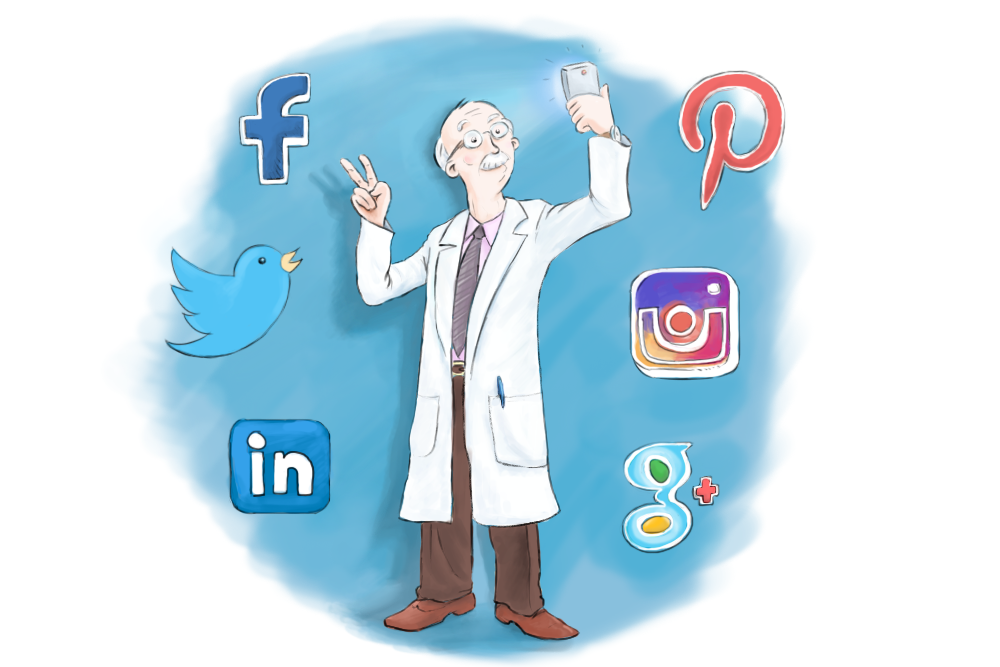 The Benefits of Social Media for Medical Practices