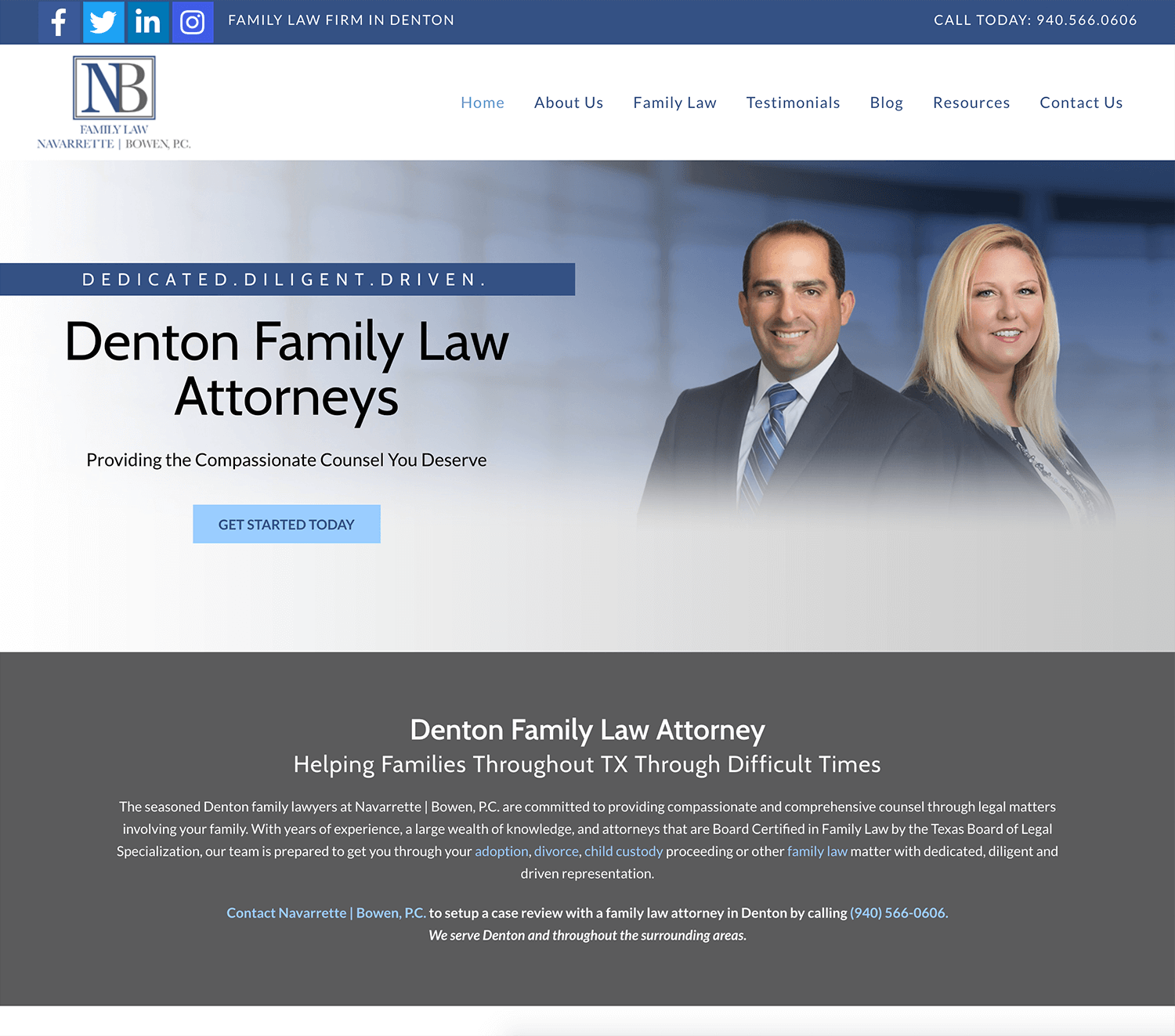 nb family law site>